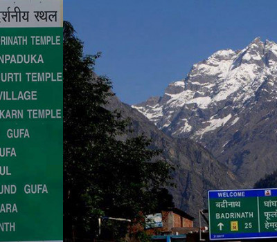 Badrinath Places to See