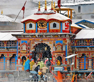 Badrinath Weather