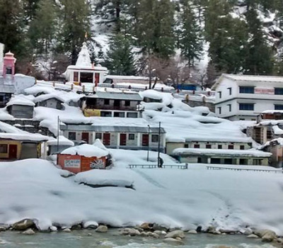Gangotri Weather