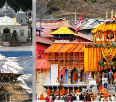Char Dham Tour Starting from Rs 12990 per person