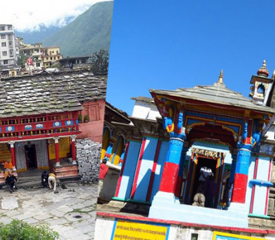GMVN Winter Do Dham (Ukhimath-Joshimath) Yatra from Rishikesh