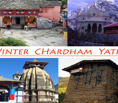 GMVN Winter CharDham Yatra Package from Rishikesh