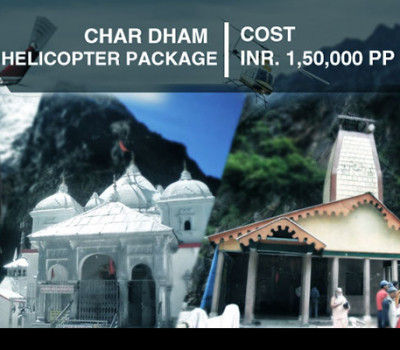5 Days Chardham Yatra Helicopter Package From Dehradun