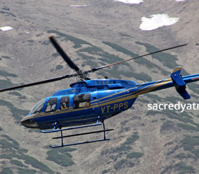 Single window booking system for heli services to Kedarnath from 2018