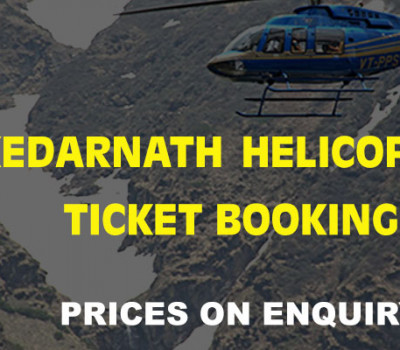 Documents to buy Kedarnath Helicopter ticket easily
