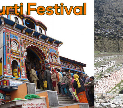 Lord Badrinath will soon meet his mother Mata Murti