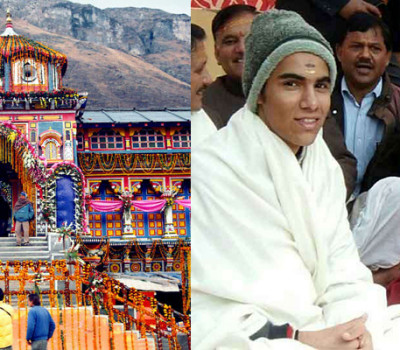 22 yr old Namboodiri appointed new Nayab Rawal of Badrinath