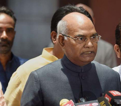 President Ram Nath Kovind to visit Kedarnath on 21st Sept