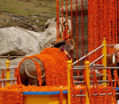 PM Narendra Modi in Kedarnath – Speech and Updates