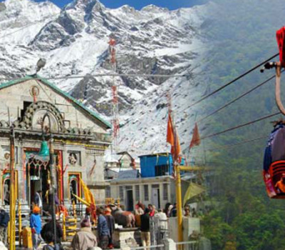 Ropeway in Kedarnath to be constructed soon
