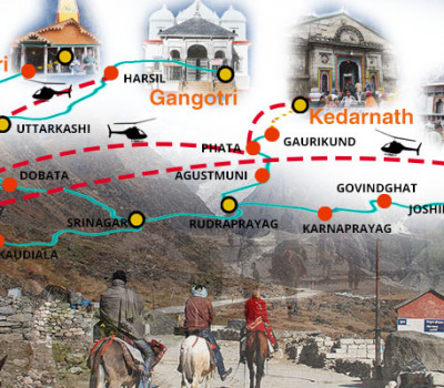 How Much It Cost to Visit Char Dham Yatra ?