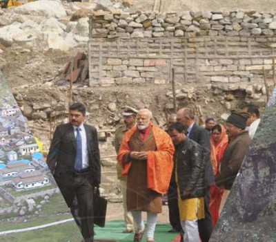 PM Modi to visit Kedarnath on opening day