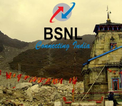 BSNL to provide 3G 4G internet service in Kedarnath