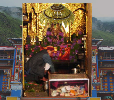 Lord Badrinath Chatra to be changed after 600 years