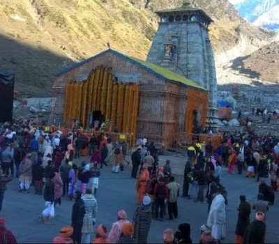 Unexpected Thing Happened on Kedarnath Opening Day