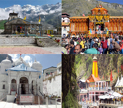 Complete Proposed Route Plan by Indian Railway for Chardham Yatra