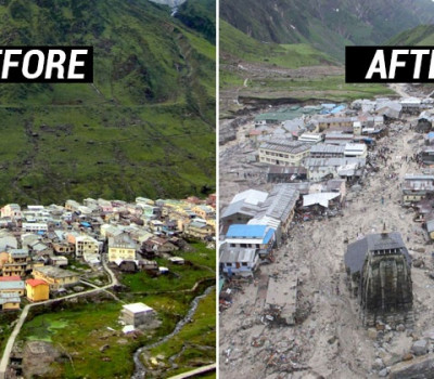 Kedarnath After 2013 Flood