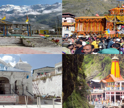 Record 22 Lakh Pilgrims Visited Chardham in just 50 Days
