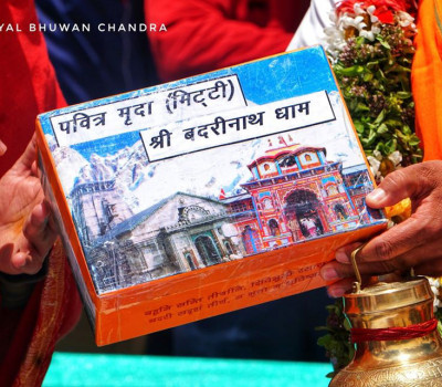 Soil from Chardham, Water from PanchPrayag to be used in Ram Mandir Bhumi Pujan
