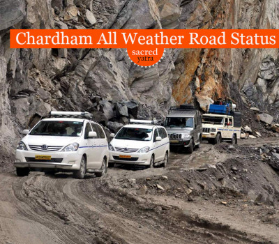 Chardham All Weather Road Status Cleared