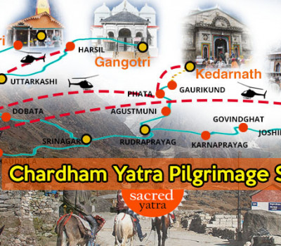 Chardham Yatra receives 90% lesser devotees since last year