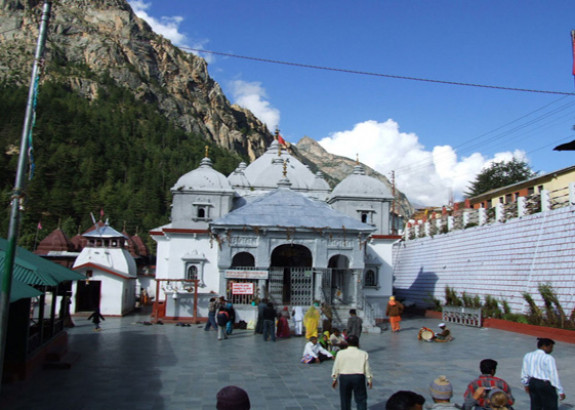 Gangotri Temple will open on 15 May 2021