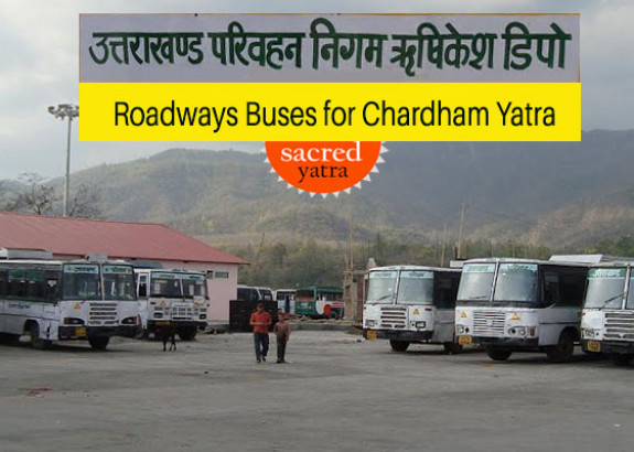 50 Roadways Buses Alloted for Chardham Yatra in first phase
