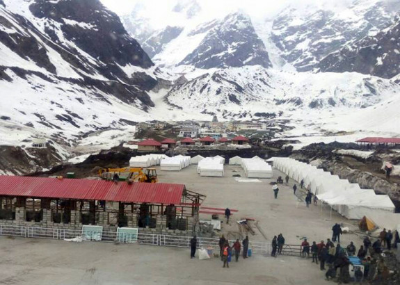 New Tent Colonies for devotees to be Setup by at Kedarnath