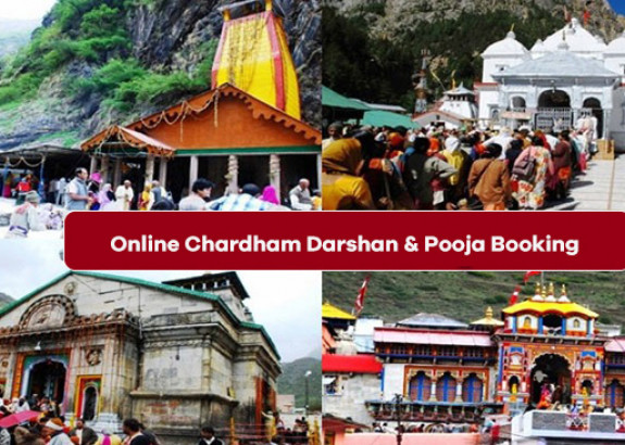 Online Chardham Darshans & Pooja facility will be soon