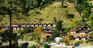 Barkot Char Dham Camps