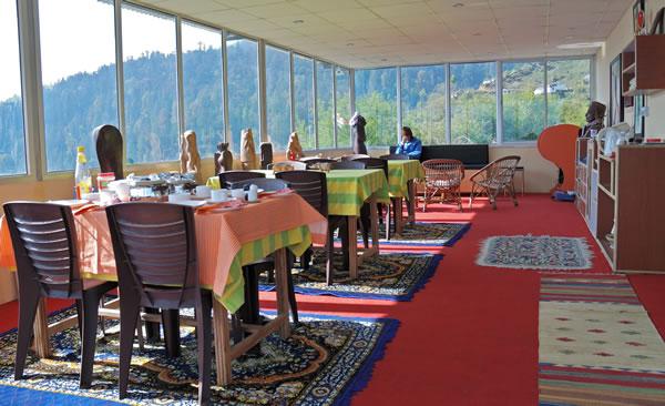 Devi Darshan Lodge Auli Tea Bar
