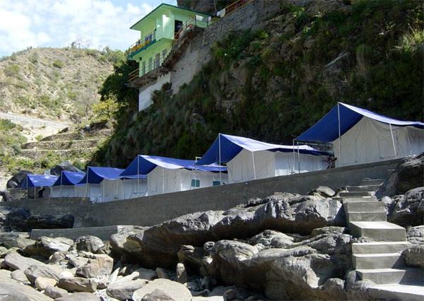 Dhaneshwar Resorts Devprayag