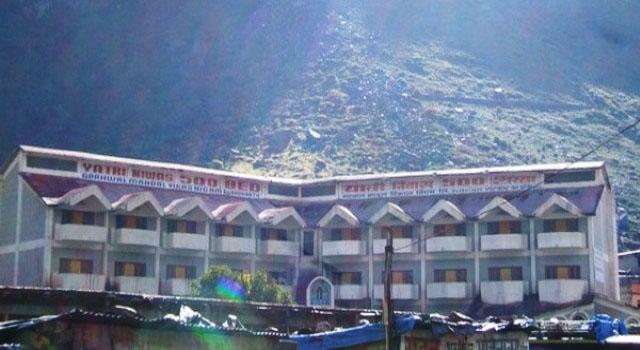 GMVN Yatri Niwas Badrinath