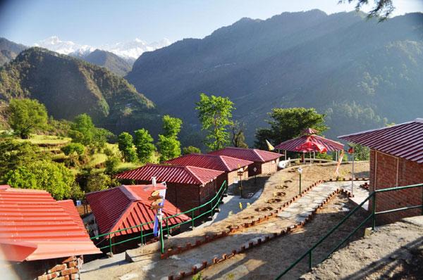 Himalayan Comforts Resort Guptakashi