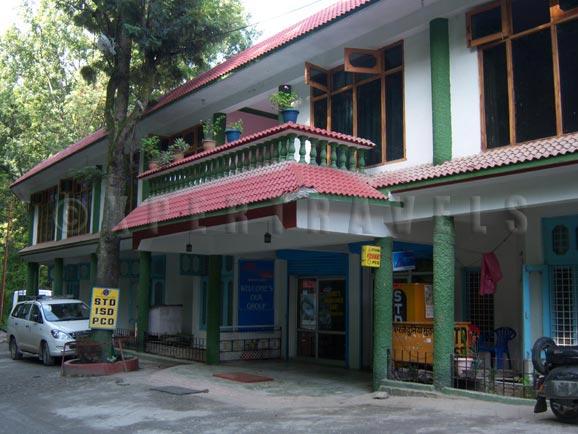 Hotel Chauhan Annexe Barkot Exterior