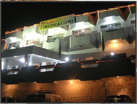 Hotel Dronagiri Joshimath Exterior