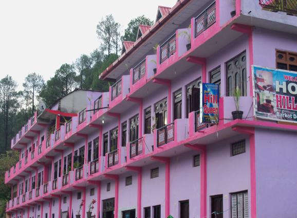 Hotel Hill Queen Barkot