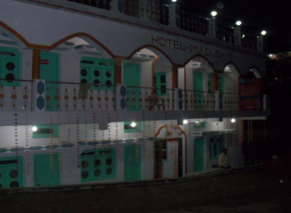 Hotel Madhuban Guptakashi
