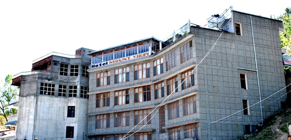 Hotel Mount View Joshimath