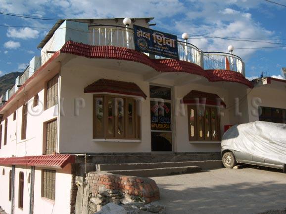 Hotel Shiva Barkot Exterior