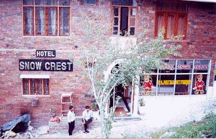 Hotel Snow Crest Joshimath Exterior