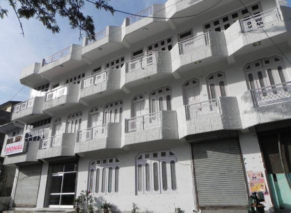 Monal Residency Barkot Exterior