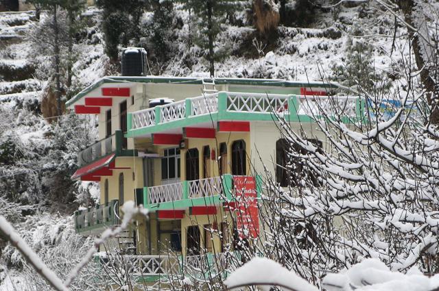 Nanda Inn Cottage Joshimath Exterior