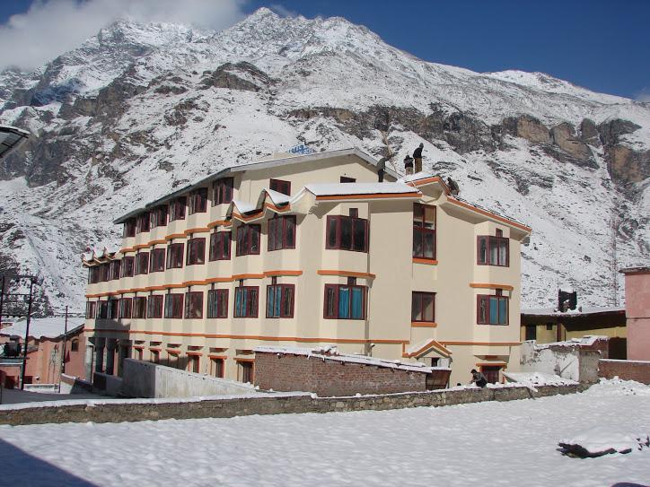 Narayan Palace Badrinath-Exterior