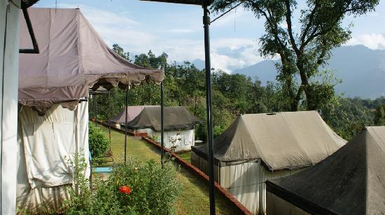 The Chardham Camp Guptakashi