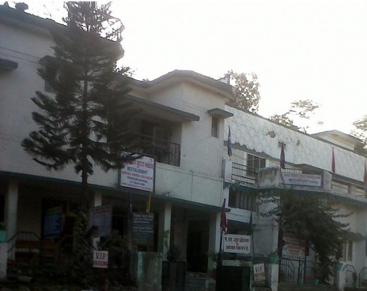 GMVN Tourist Rest House Srinagar Garhwal