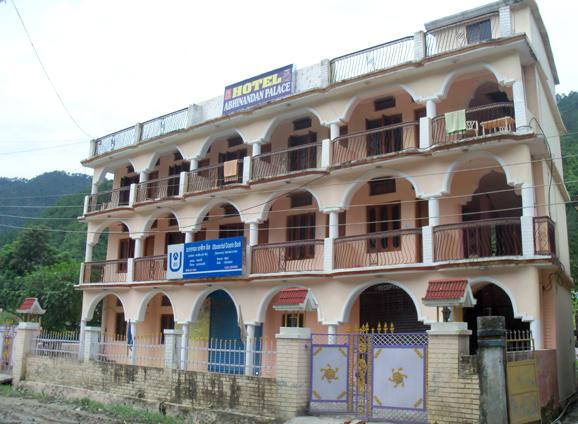 Hotel Abhinandan Palace Uttarkashi