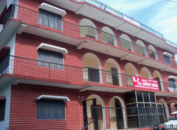 Hotel Akash Ganga Uttarkashi