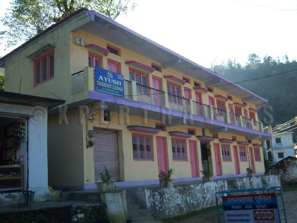 Hotel Ayush Phata Exterior