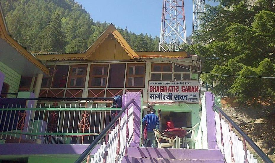 Hotel Bhagirathi Sadan